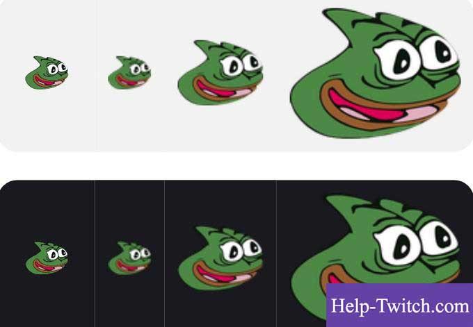 что такое жаба пепе на твиче