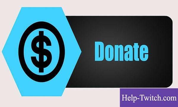как получают деньги с доната