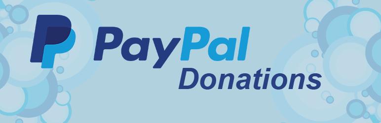 donations через paypal